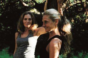 Petra und Daniela von Yogagen