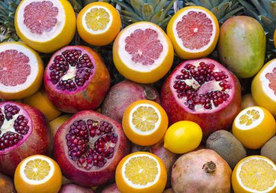 Yogagen Ernährung Antioxidantien