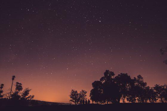 Nachthimmel Yogagen Mantra Mantras Mantren
