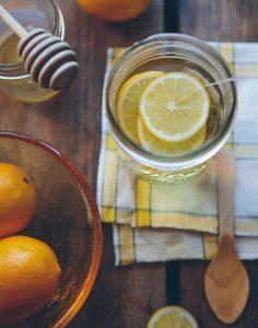 Zitronenwasser Yogagen