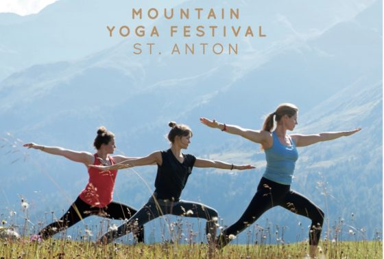 Yoga Mountain Festival St. Anton am Ahlberg