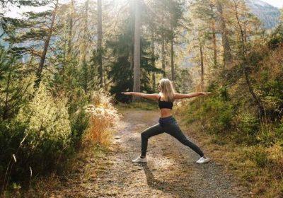 Yogagen Virabhadrasana Natur