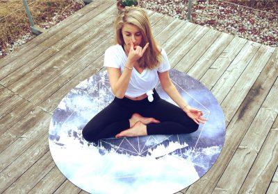 Frühlingsmüdigkeit mit viel frischer Luft und Pranayama begegnen Yogagen